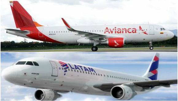 El grupo Avianca está integrado por las aerolíneas Avianca y Tampa Cargo S.A, constituidas en Colombia, y Aerolíneas Galápagos S.A (Aerogal) de Ecuador, además de las compañías del Grupo TACA. En tanto, Latam Airlines está conformado por LAN Airlines en Chile y sus filiales en Perú, Argentina, Colombia y Ecuador; junto a TAM Linhas Aéreas y sus filiales.