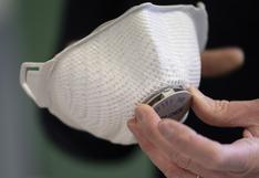 OMS recomienda no usar mascarillas con válvula para protegerse del coronavirus