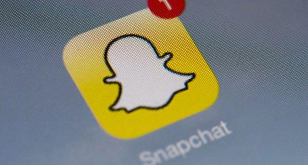 Snapchat perdió US$128 millones en el 2014