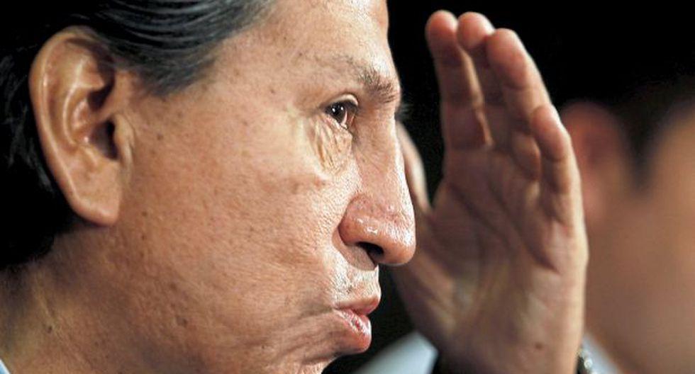 Alejandro Toledo se encuentra prófugo de la justicia peruana. (Foto: Reuters)