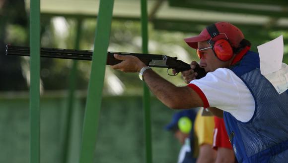 Río 2016: Pancho Boza completó su primer día de competencia
