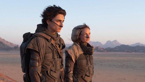 """Compañía Legendary Entertainment, que financió el rodaje de """"Dune"""", estudia presentar una demanda contra los estudios Warner Bros. (Foto: Warner Bros.)"""