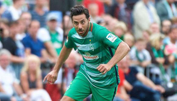 Claudio Pizarro: Werder Bremen quiere renovarle contrato