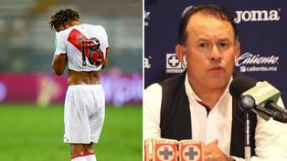 Juan Reynoso se disgusta por ser considerado como reemplazo de Ricardo Gareca