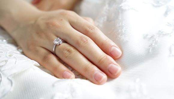 Mujer pide tres anillos de matrimonio distintos por capricho. (Foto: Pixabay)