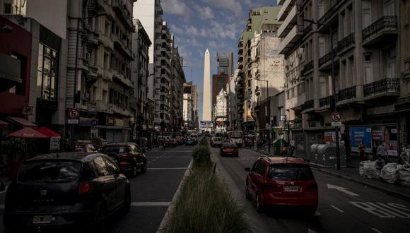 Sepa aquí a cuánto se cotiza el dólar en Argentina este 5 de mayo de 2021. (Foto: Bloomberg)