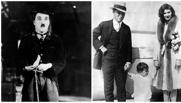 ¿Charles Chaplin fue un esposo cruel e inhumano?