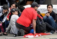 Tiroteo en celebración de los Toronto Raptors deja dos heridos graves | VIDEOS
