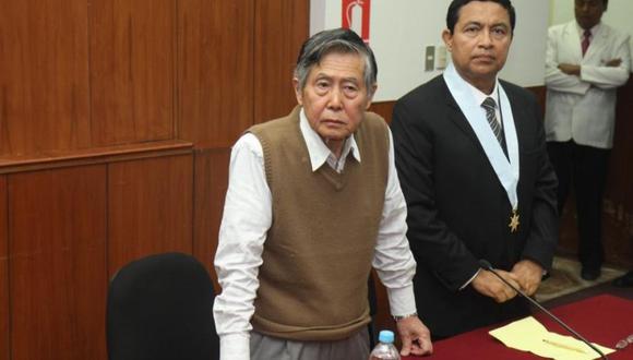 Alberto Fujimori se encuentra recluido en el penal de Barbadillo, ubicado en el distrito en Ate (Foto: El Comercio).