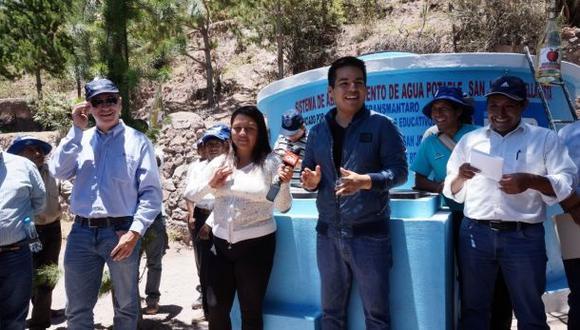 Yaqua: Cómo el milagro del agua llegó a un poblado de Ayacucho