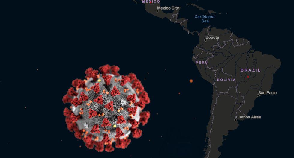 El nuevo coronavirus ya llegó a todos los países de América Latina (Foto: Twitter)