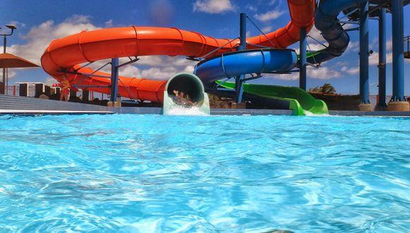 Un curisoso minino cayó al agua de una piscina por accidente tras caer de lo alto de un tobogán. (Foto: Pixabay / referencial)