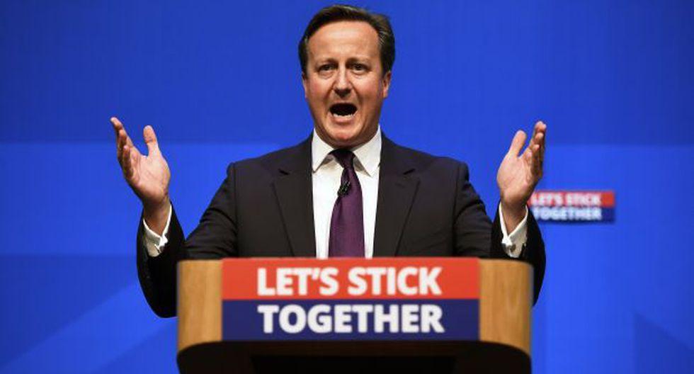 """Cameron: """"Lo óptimo es que la familia de naciones siga unida"""""""