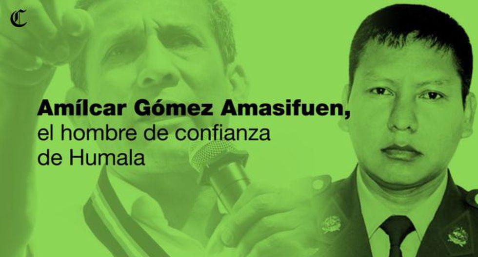 Amílcar Gómez, el hombre de confianza de Humala [PERFIL]