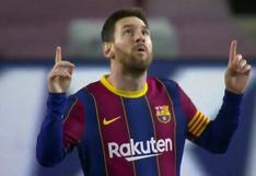 Gol Lionel Messi: revive la anotación del argentino frente al Elche por LaLiga Santander | VIDEO