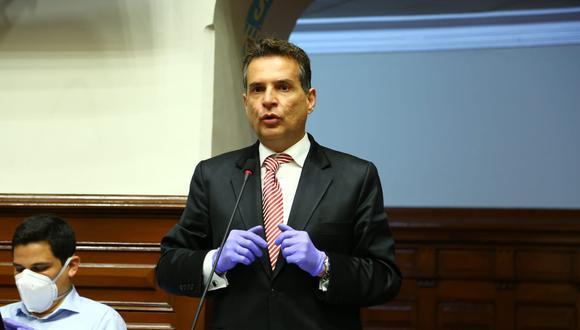 Omar Chehade es congresista de Alianza para el Progreso. (Foto: Congreso)