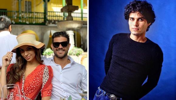 Yaco Eskenazi y Natalie Vértiz fueron sorprendidos por un comentario de Pedro Suárez-Vértiz. (Foto: Instagram @msperu / pedrosuarezvertiz)