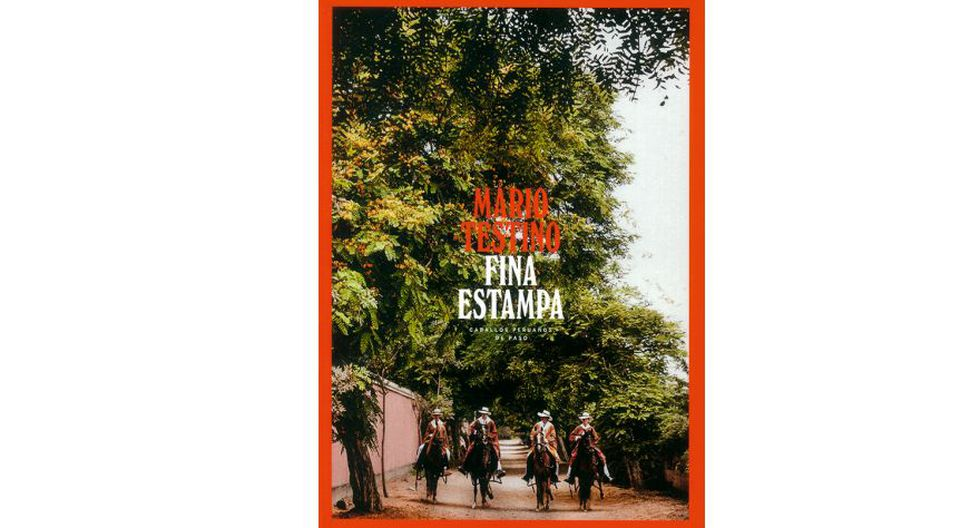 FINA ESTAMPA,  de Mario Testino.