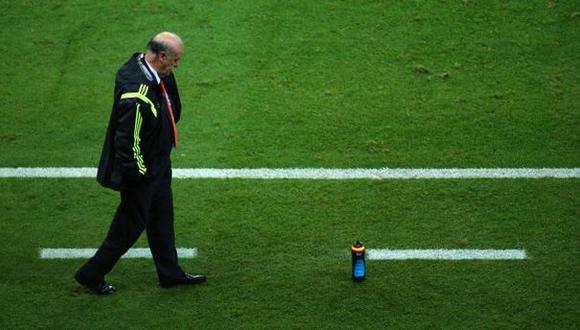 Vicente Del Bosque renunció a la selección española