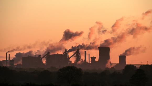 La contaminación ambiental está ligada a los combustibles fósiles. (Foto: Lindsey Parnaby / AFP)