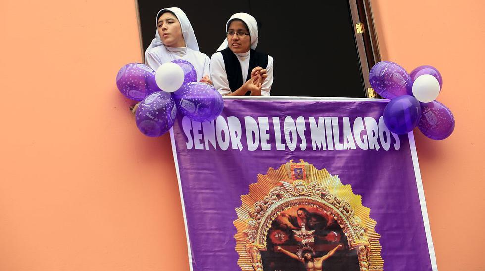 Señor de los Milagros movilizó a miles de fieles en Lima - 5