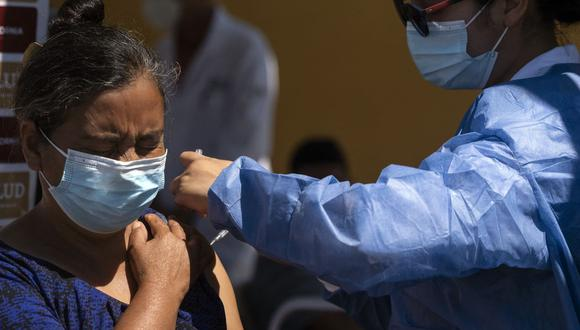 Coronavirus en México | Últimas noticias | Último minuto: reporte de infectados y muertos hoy, miércoles 4 de agosto del 2021 | Covid-19. (Foto: Guillermo Arias / AFP).