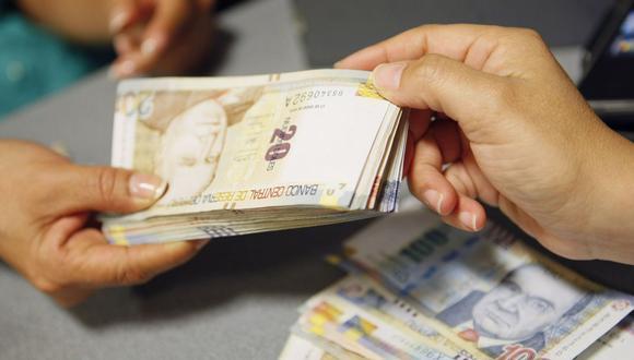 El aguinaldo de Fiestas Patrias para los trabajadores del sector público será de S/300   Foto: GEC