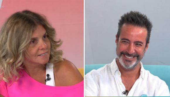 Johanna San Miguel y Carlos Carlín juegan Impro en ABC.
