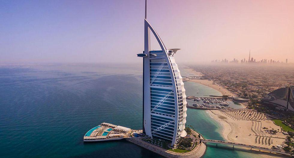 Burj Al Arab, Dubái. Precio por noche: US$8.500. (Foto: Difusión)