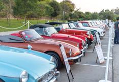 Realizarán exhibición gratuita de autos clásicos en San Borja