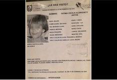 Conmoción en México: hallan muerta a Fátima, la niña de 7 años que fue secuestrada al salir de su escuela