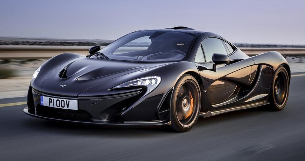 El McLaren P1 se mantuvo en el mercado hasta el 2015. Hoy, el presidente ejecutivo de McLaren afirma que su reemplazo llegaría en el 2024. (Fotos: McLaren).