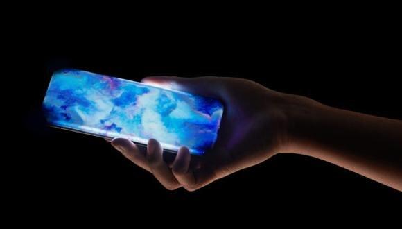 Así es el primer 'concept smartphone' de Xiaomi, con pantalla en cascada de cuatro curvas. (Imagen: Xiaomi)