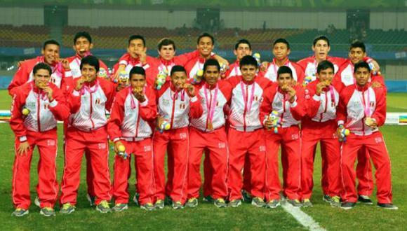 Sub 15 de Perú que consiguió el oro en Nanjing llega hoy a Lima