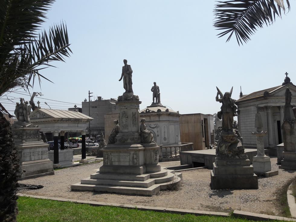 Cementerio Presbítero Matías Maestro (Foto: María del Carmen yrigoyen)