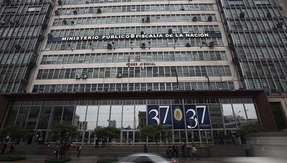Ministerio Público fue declarado en emergencia por 60 días el pasado 8 de enero. (Foto: GEC)