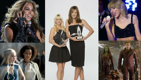 People's Choice Awards: esta es la lista completa de nominados