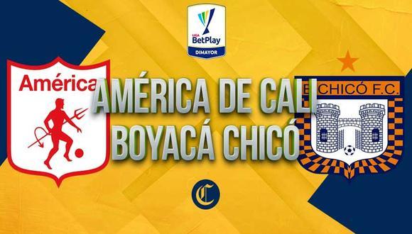 Sigue aquí todas las incidencias minuto a minuto del América vs. Boyacá | Foto: Composición