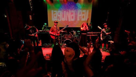 "La banda Laguna Pai espera que este nuevo álbum sea un ""Impulso"" en medio de esta pandemia por coronavirus. (@lagunapai)."