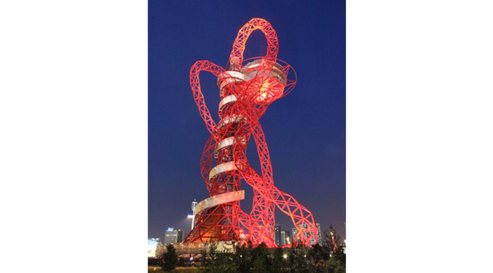 El tobogán más alto del mundo pronto estará en Gran Bretaña - 2