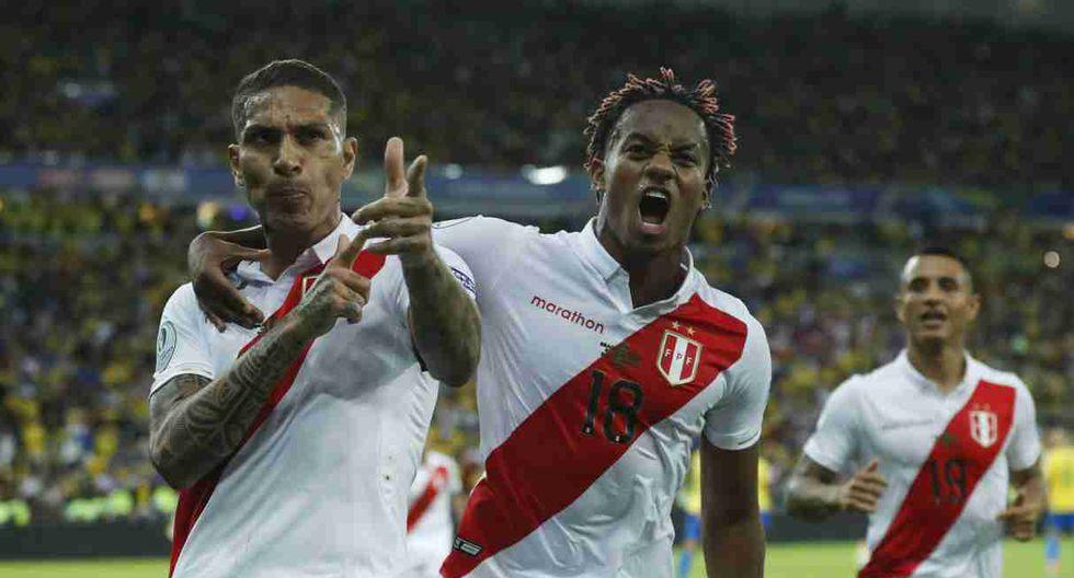 Lee el mensaje en Twitter de la selección peruana tras la Copa América. (Foto. AP)