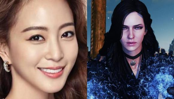 """La actriz señaló estar """"poseída"""" por el personaje del juego de """"The Witcher"""""""