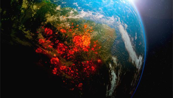 Tan solo en la década de 2000 los incendios acabaron con 85.000 kilómetros cuadrados de bosques primarios en la Amazonia. (Foto referencial: Shutterstock)