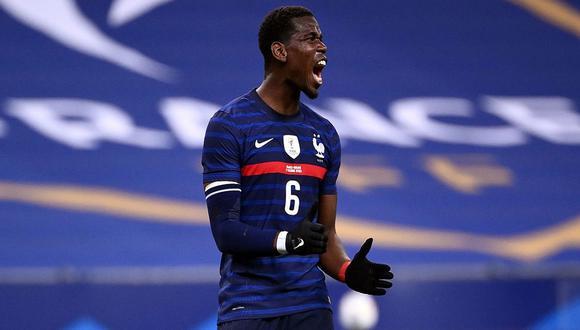 La eliminación de Francia en octavos de final de la Eurocopa habría estallado en los camerinos. (Foto: AFP)