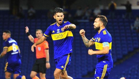 Boca Juniors ya conoce a sus rivales en la Copa Libertadores 2021. (Foto: Twitter)