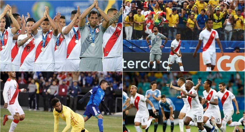 Así le fue a la selección peruana en este 2010 | GALERÍA
