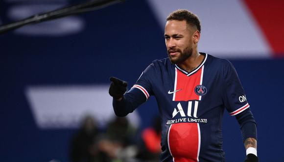 Neymar justifica su vida fuera de las canchas. (Foto: AFP)