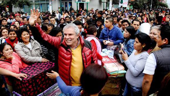 Luis Castañeda Lossio asegura que acatará el fallo del JNE