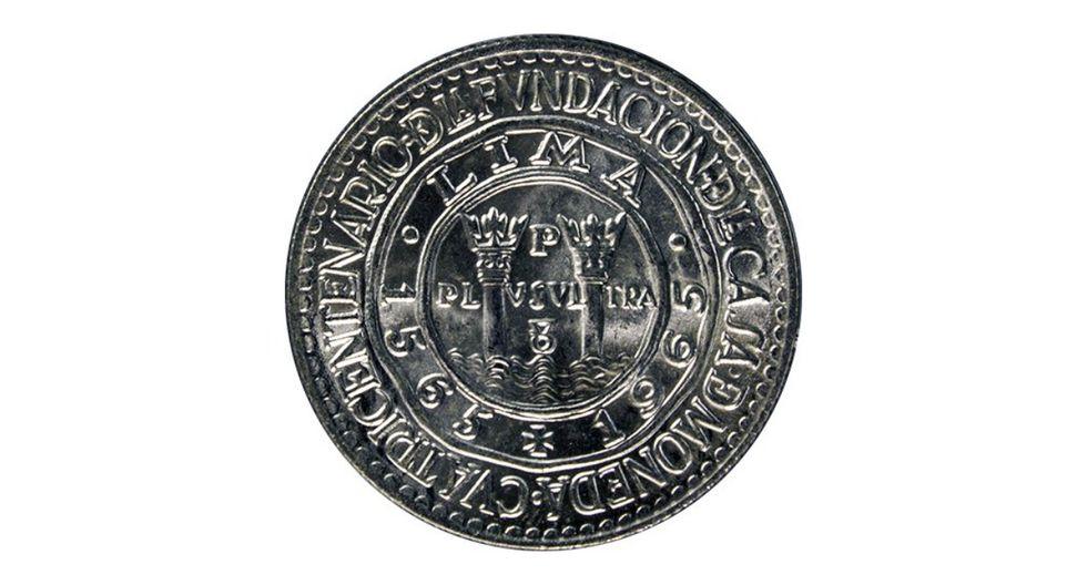 BCR: Las diez monedas y medallas conmemorativas más vendidas - 10