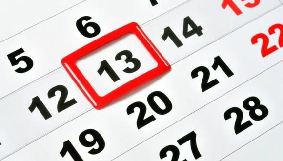 """Viernes 13: Cinco datos sobre la temida fecha asociada a la """"mala suerte"""". (Getty Images)"""